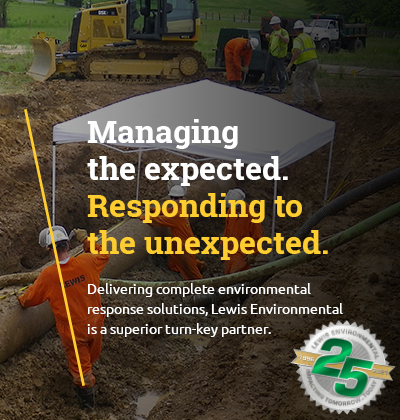 Lewis Environmental Emergency Response and Remediation Services